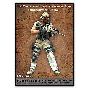 U.S. Special forces operator in fight.  (Vista 1)