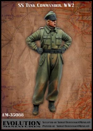 WSS Tank Commander 1944  (Vista 1)