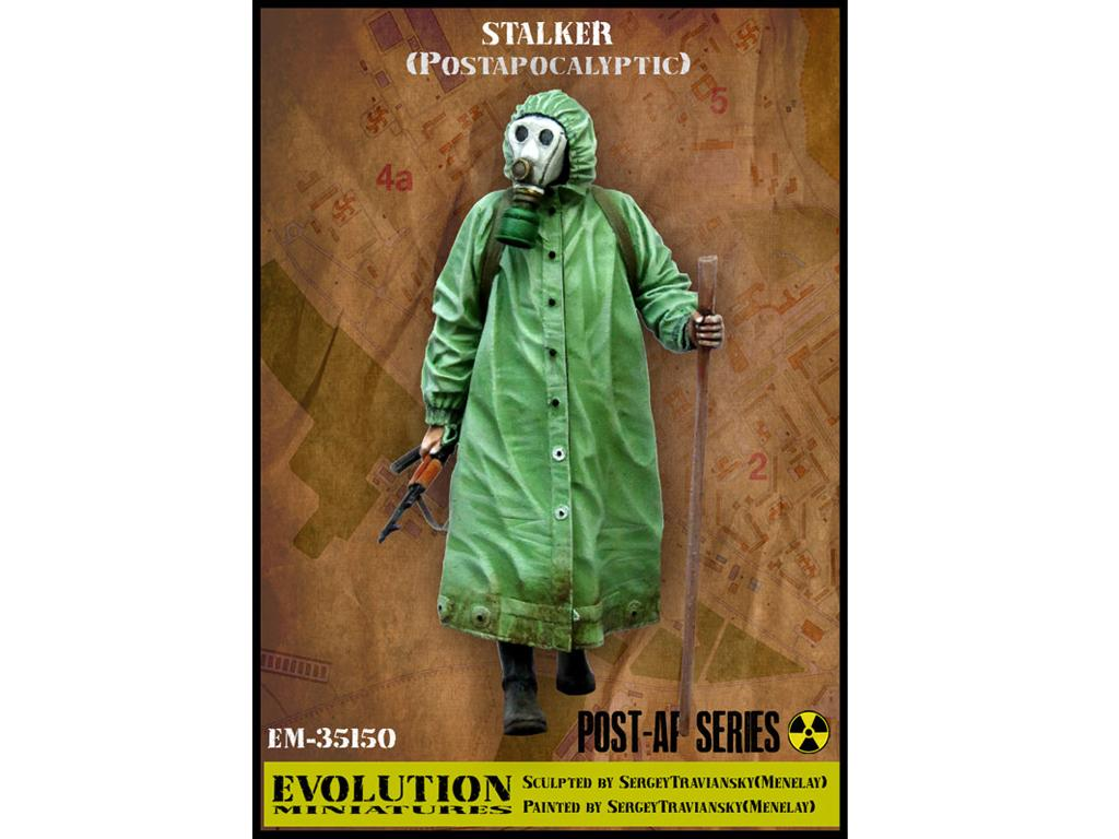 Stalker Postapocalyptic (Vista 1)