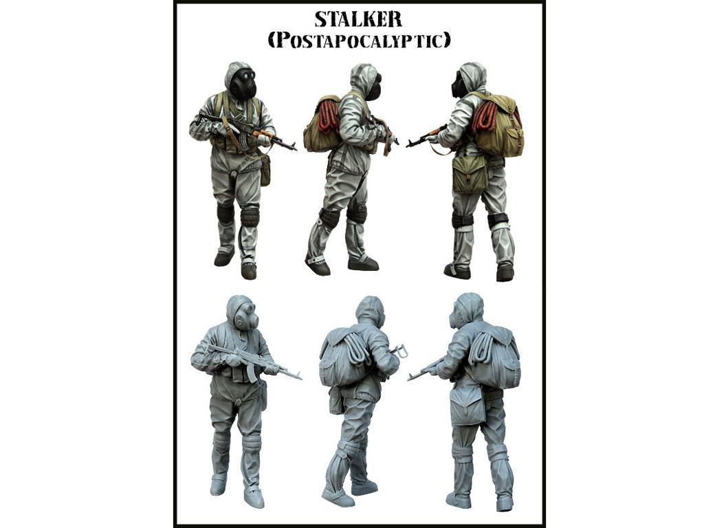 Stalker Postapocalyptic (Vista 2)