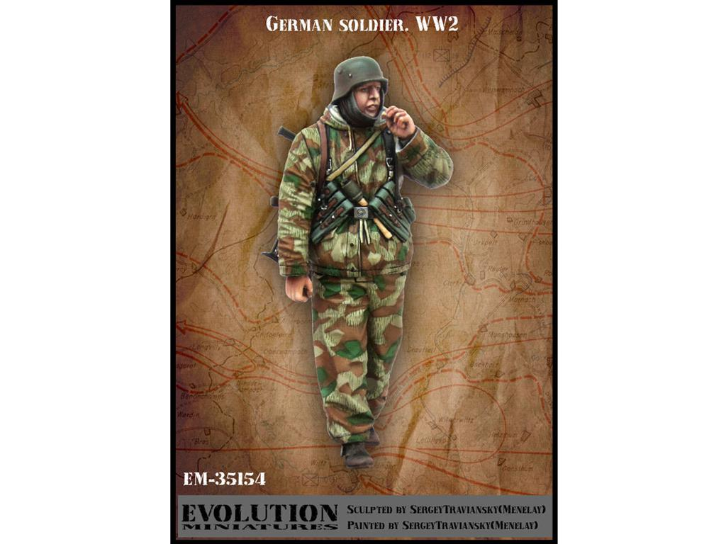 Soldado Aleman (Vista 1)