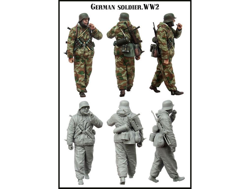 Soldado Aleman (Vista 2)