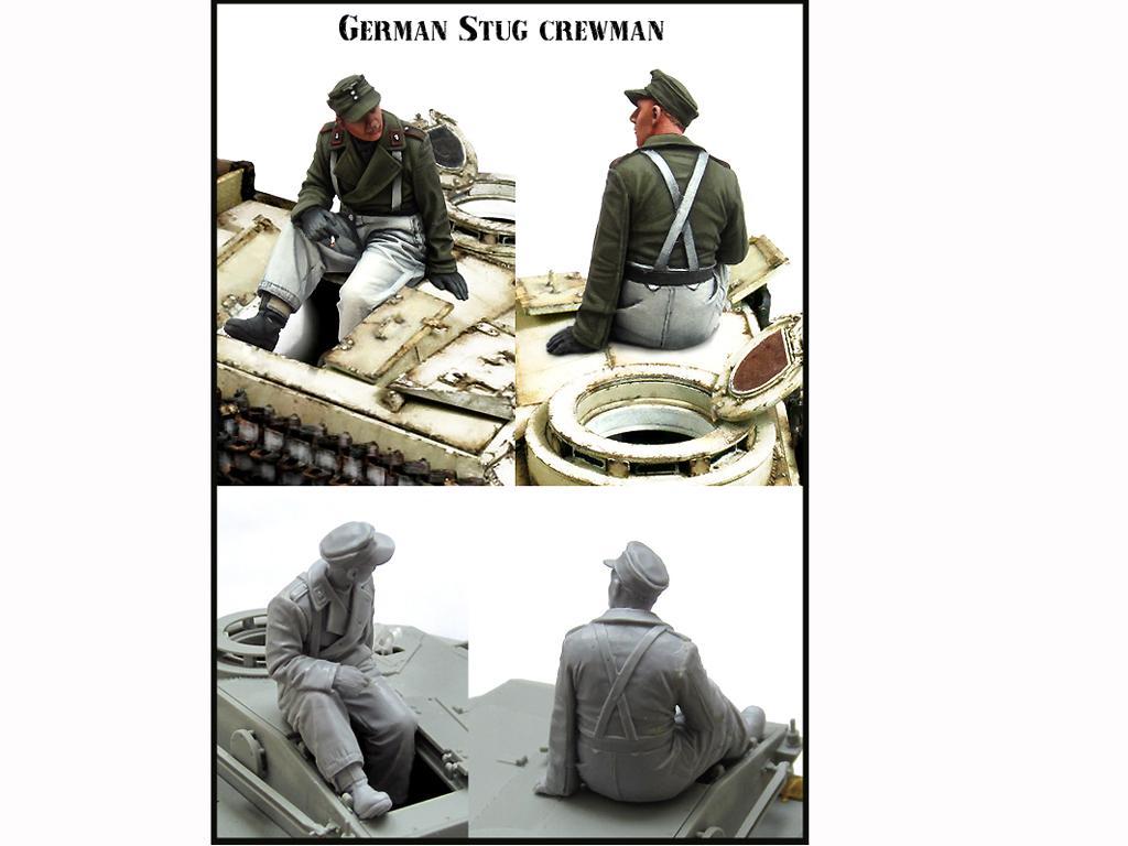 German StuG crewman (Vista 2)