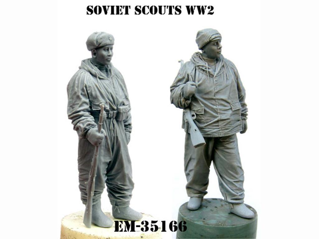 Exploradores Soviéticos (Vista 3)