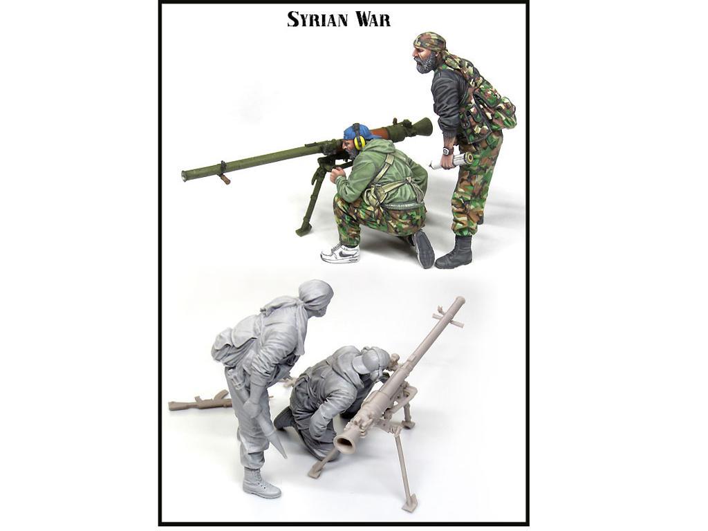 Syrian war (Vista 2)