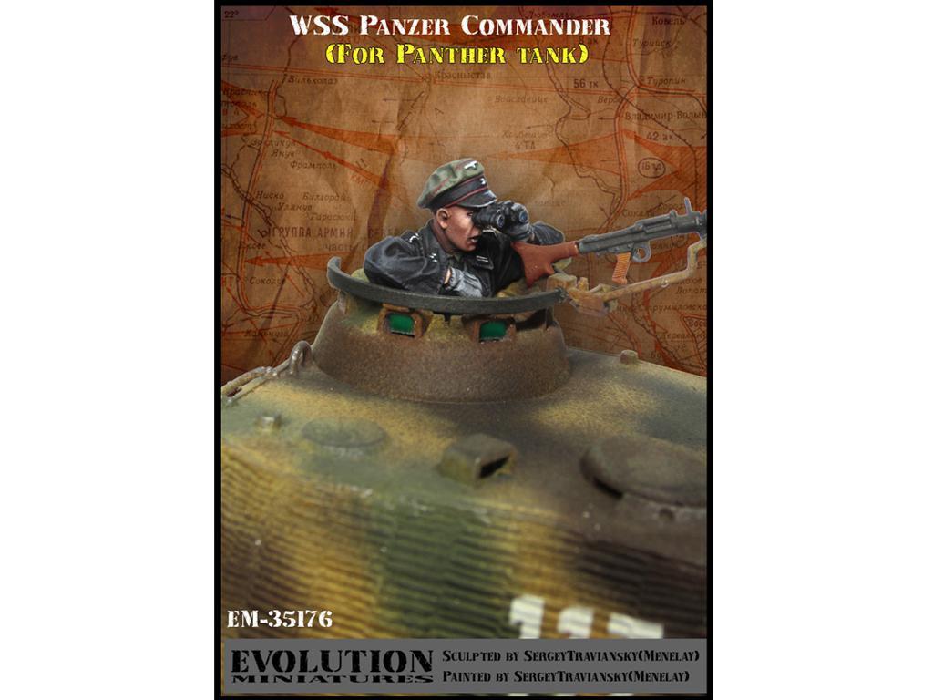 Comandante Panzer (Vista 1)