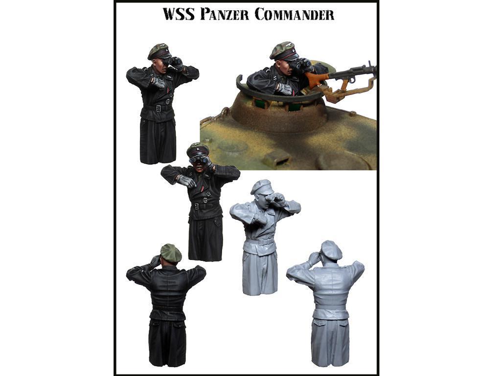 Comandante Panzer (Vista 2)