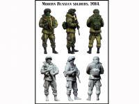Soldado Ruso Moderno 2014 (Vista 4)