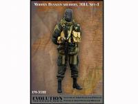 Soldado Ruso Moderno set 4 (Vista 3)