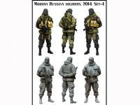 Soldado Ruso Moderno set 4 (Vista 4)