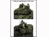 Tanquistas Rusos  Tanque T-72 (Vista 4)