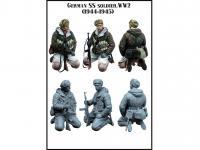 Soldado SS Aleman 1944-45  (Vista 4)