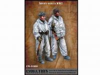 Exploradores Soviéticos (Vista 4)