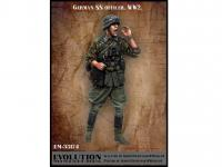Oficial Aleman SS (Vista 3)