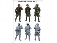 Oficial Aleman SS (Vista 4)