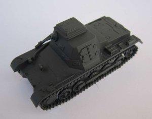 SdKfz. 265 Panzerbefehlwagen I Ausf. B  (Vista 2)