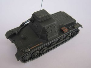SdKfz. 265 Panzerbefehlwagen I Ausf. B  (Vista 3)