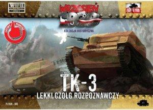Polish TK3 Light Panzer with mg  (Vista 1)