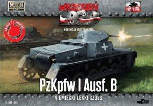 Panzer. II Ausf. B  (Vista 1)