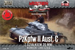 Pz. II Ausf. C  (Vista 1)