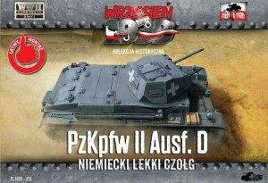 PzKpfw II Ausf.D  (Vista 1)