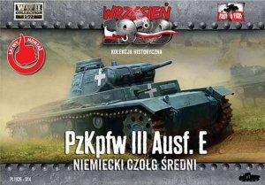 Panzer III Ausf. E  (Vista 1)