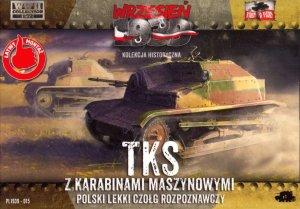 Polish tankette TKS w/Hotchkiss wz. 25  (Vista 1)