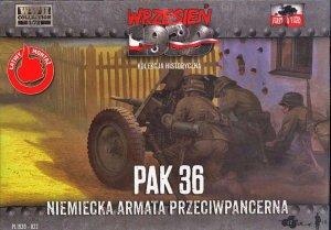 German Pak 36 AT Gun  (Vista 1)