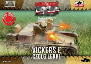 Polish Vickers E double turret  (Vista 1)