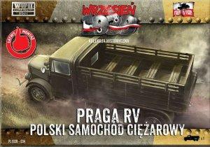 Praga RV polish truck   (Vista 1)