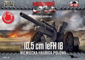10,5cm leFH 18 German Field Howitzer  (Vista 1)