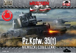 Pz.Kpfw. 35 (t) German Light Tank  (Vista 1)