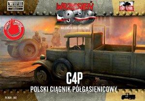 Polish truck C4P  (Vista 1)