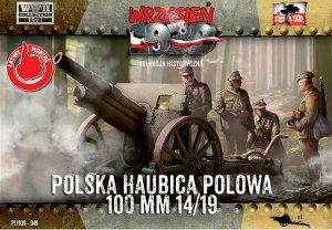Skoda 100mm 14/19 Polish Howitzer  (Vista 1)
