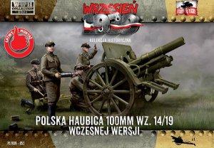 100mm Polish wz. 14/19 Howitzer, Early V  (Vista 1)