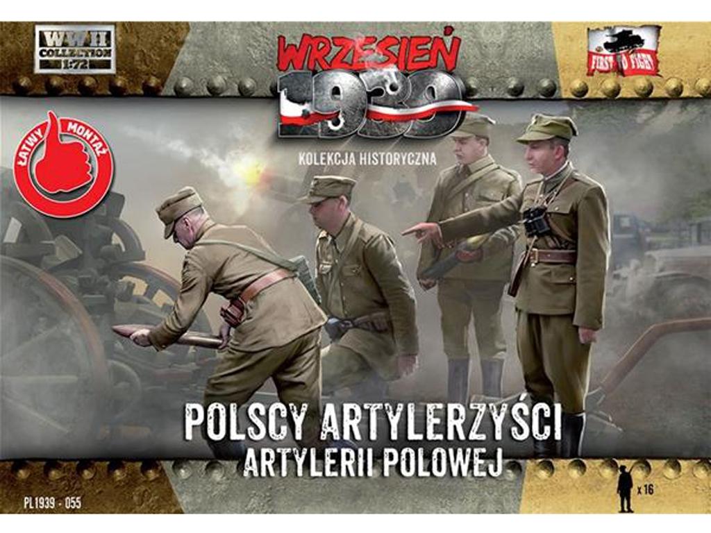 Polish Artillerymen  (Vista 1)
