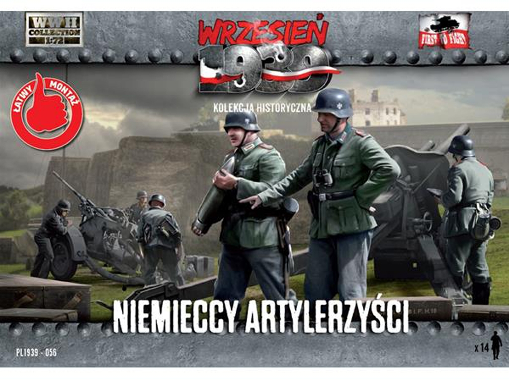 German Artillery Crew  (Vista 1)
