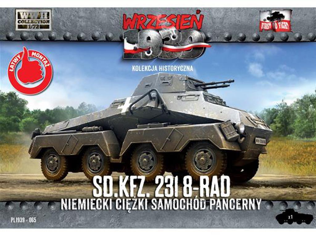 Sd.Kfz. 231 (Vista 1)