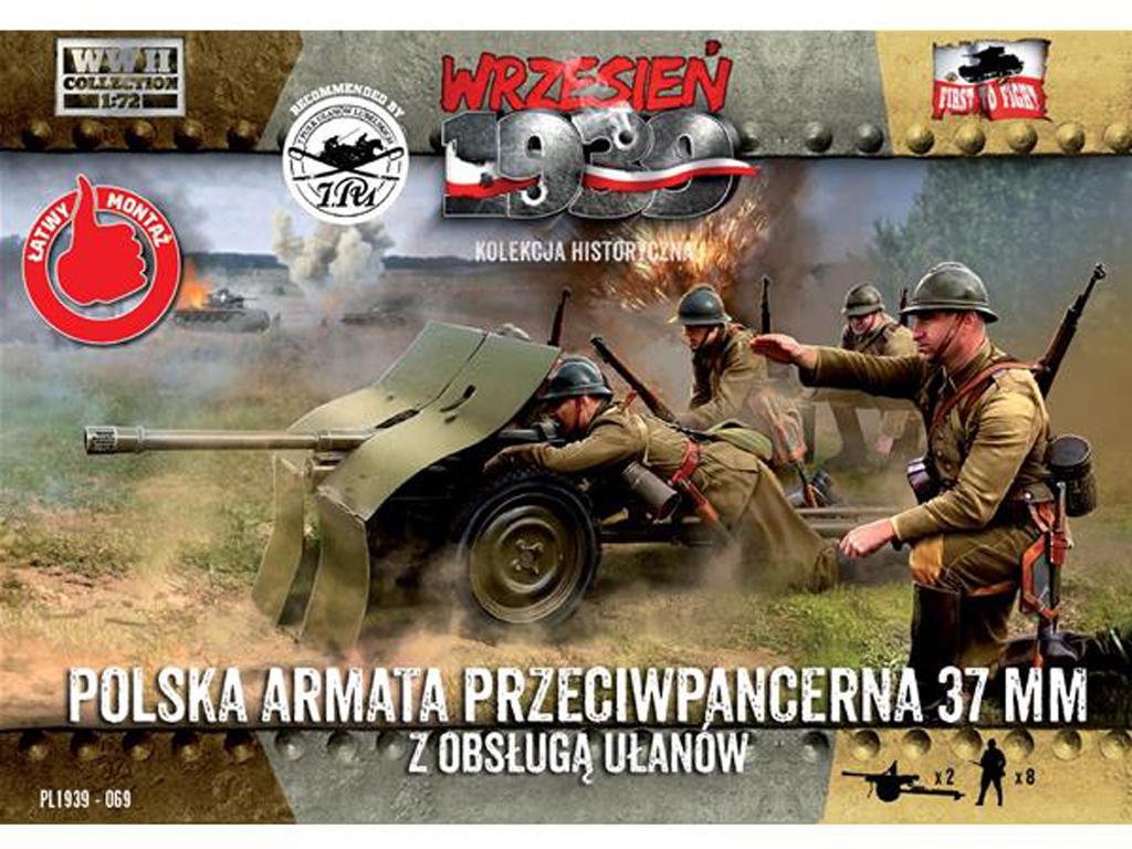 Skoda 100mm Howitzer sobre ruedas DS (Vista 1)