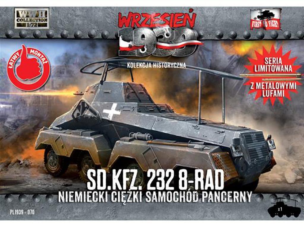 Sd.Kfz. 232 8-Rad (Vista 1)
