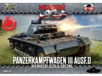 Panzer Kpfw. III Ausf. D (Vista 2)