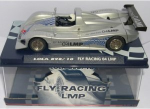 Lola B98/10 Racing 04 LMP Silver   (Vista 1)