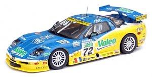Corvette C5R 24 Le Mans 2006  (Vista 1)
