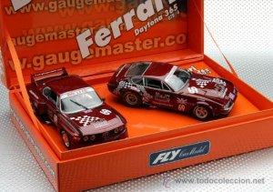 BMW 3.5 CSL & Ferrari GTB/4  (Vista 1)