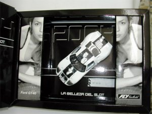 Ford GT40 Edicion Especial Catalogo 2004  (Vista 1)