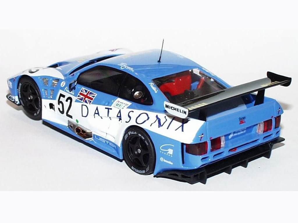 Lister Storm 24h Le Mans 1995  (Vista 2)