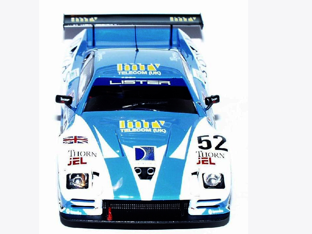 Lister Storm 24h Le Mans 1995  (Vista 3)