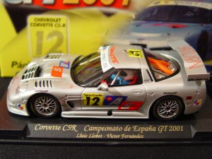 Chevrolet Corvette C5-R Spanish GT 2001  (Vista 1)