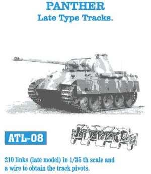 Panther Ausf. A / G - Ref.: FRIU-ATL008