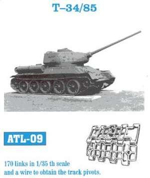 T-34/85 modelo 1942 - Ref.: FRIU-ATL009